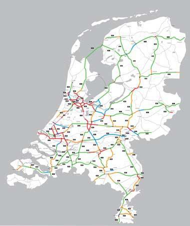 Kaart per september 2012